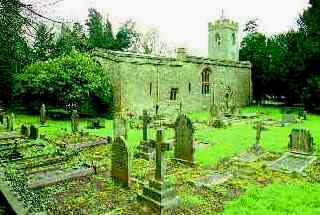 St Michael's Church, Upton